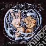 Black Burning - Prisoners Of Steel cd musicale di BURNING BLACK