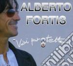 Alberto Fortis - Vai Protetto cd musicale di FORTIS ALBERTO