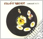 Claudio Valente - Un Pop Piu' Adulto cd musicale di VALENTE CLAUDIO