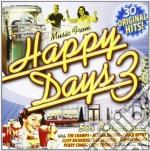 Happy Days 3 - 50's Collection cd musicale di ARTISTI VARI