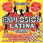 THE BEST OF EXPLOSION LATINA cd musicale di ARTISTI VARI