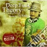 Deep Funk Theory Vol.3 cd musicale di Artisti Vari