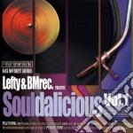 Artisti Vari - Souldalicious Vol. 1 cd musicale di Artisti Vari