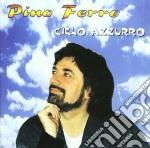 Cielo azzurro cd musicale di Ferro Pino