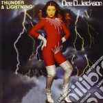 THUNDER & LIGHTNING                       cd musicale di JACKSON DEE DEE