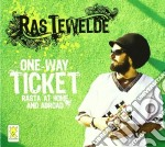 One way ticket cd musicale di Tewelde Ras