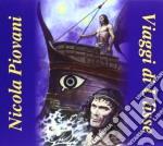 Nicola Piovani - Viaggi Di Ulisse cd musicale di Nicola Piovani