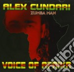 Alex Cundari - Voice Of Afrika cd musicale di Cundari Alex
