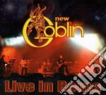 New Goblin - Live In Roma cd musicale di Goblin New