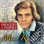 Omaggio a napoli cd musicale di Mino Reitano