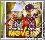 Move up cd musicale di Rankin lele & papa l