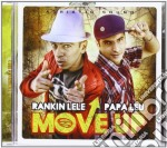 Rankin Lele & Papa Leu - Move Up cd musicale di Rankin lele & papa l