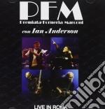 Live in roma cd musicale di Pfm premiata forneri