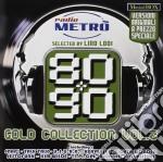 877851-80/90 gold collection vol.2 cd musicale di Artisti Vari