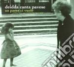 Mariano Deidda - Un Paese Ci Vuole cd musicale di Mariano Deidda