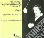 Celibidache Sergiu Vol.15  - Celibidache Sergiu Dir  /stuttgart Symphony Orchestra cd musicale