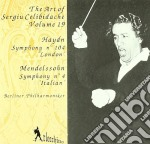 Celibidache Sergiu Vol.19  - Celibidache Sergiu Dir  /berliner Philharmoniker cd musicale