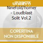 Loudblast solit vol.2 cd musicale