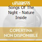Songs of the night cd musicale di Artisti Vari