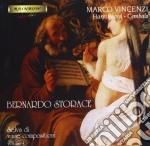 Storace Bernardo - Selva Di Varie Composizioni Vol.1  - Vincenzi Marco  Org cd musicale di Storace