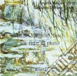 Musica Tardo Romantica Per Flauto E Piano /angelo Ragno Flauto, Gerlando Dalfone Piano. cd musicale