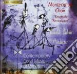 Musica Corale Contemporanea Di Compositori Veneziani /montecimon Choir, Rinaldo Padoin Dir. cd musicale