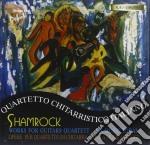 Shamrok - Musica Per 4 Chitarre..nella Musica D'oggi /quartetto Chitarristico Italiano cd musicale