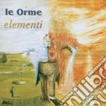 ELEMENTI cd musicale di Orme