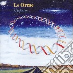 L'INFINITO cd musicale di ORME (LE)