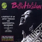 A PORTRAIT OF AN ARTIST.... cd musicale di BILLIE HOLIDAY