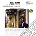 IN NEW ORLEANS cd musicale di EARL HINES