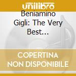 The very best of cd musicale di Beniamino Gigli