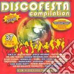 Discofesta Compilation cd musicale di Artisti Vari