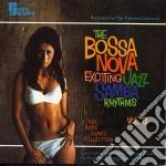 Bossa Nova - Exciting Jazz Samba Rhythms 3 cd musicale