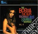 Bossanova - Vol. 4 cd musicale di Nova Bossa