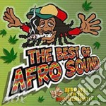 THE BEST OF AFRO SOUND cd musicale di ARTISTI VARI
