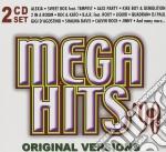 MEGA HITS '90-2CDx1 cd musicale di ARTISTI VARI