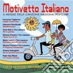 Motivetto Italiano cd musicale di ARTISTI VARI