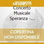 PROCESSIONE D'AMMORE                      cd musicale di CONCERTO MUSICALE SP