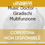 Music Doctor - Giradischi Multifunzione cd musicale di Music Doctor