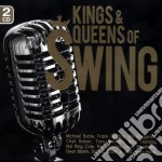 KINGS & QUEENS OF SWING/2CDx1 cd musicale di A.V.