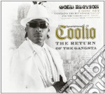 Coolio - The Return Of Gangsta-gold Ed. cd musicale di COOLIO