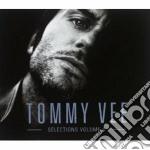 TOMMY VEE SELECTIONS 4 cd musicale di ARTISTI VARI