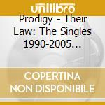 THEIR LAW: THE SINGLES... -Ltd.Ed. cd musicale di PRODIGY