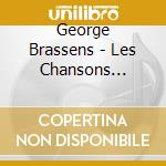 LES CHANSONS POETIQUES cd musicale di BRASSENS GEORGE