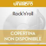 ROCK'N'ROLL cd musicale di COR VELENO