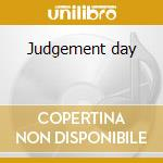 Judgement day cd musicale