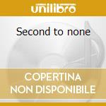 Second to none cd musicale di Eclipse