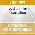 LOST IN THE TRANSLATION                   cd musicale di SOTO JEFF SCOTT
