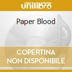 PAPER BLOOD                               cd musicale di ROYAL HUNT
